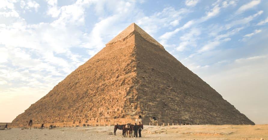 Las 6 mejores máquinas tragamonedas con temática egipcia para jugar en 2021