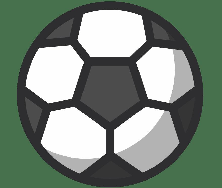 Los 32 mejores sitios de Casino de Apuestas de fútbol en línea en México