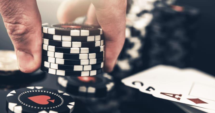 Las 5 mayores diferencias entre el póquer y el blackjack