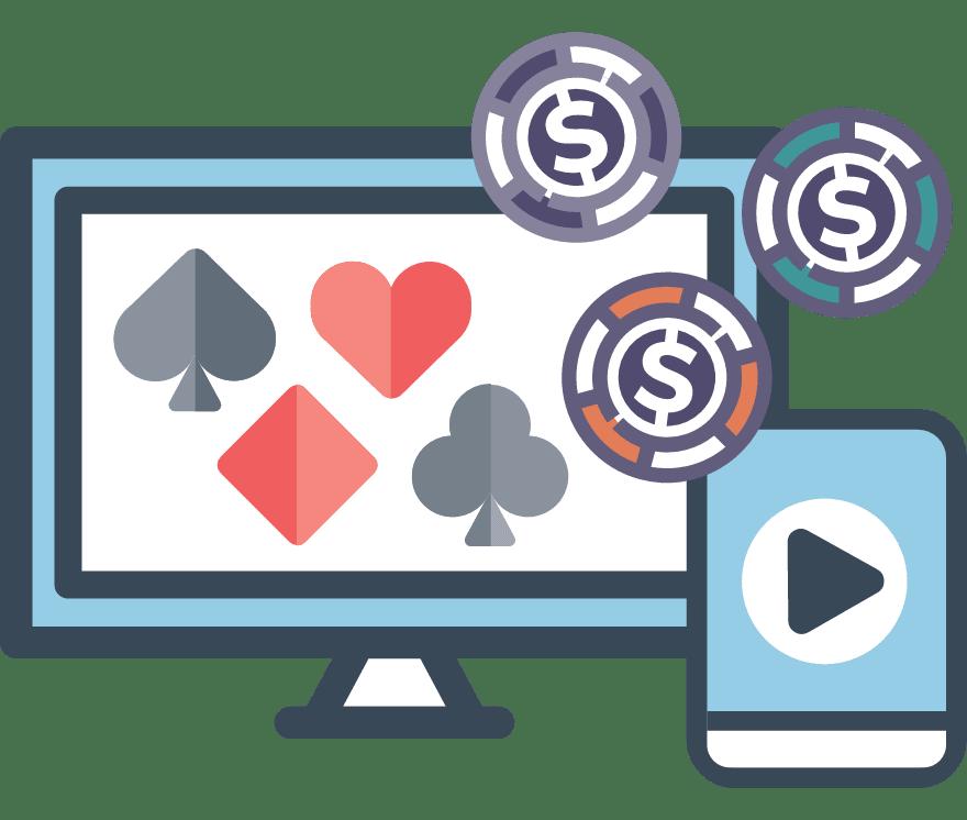 Los 64 mejores sitios de Casino de Vídeo póker en línea en México
