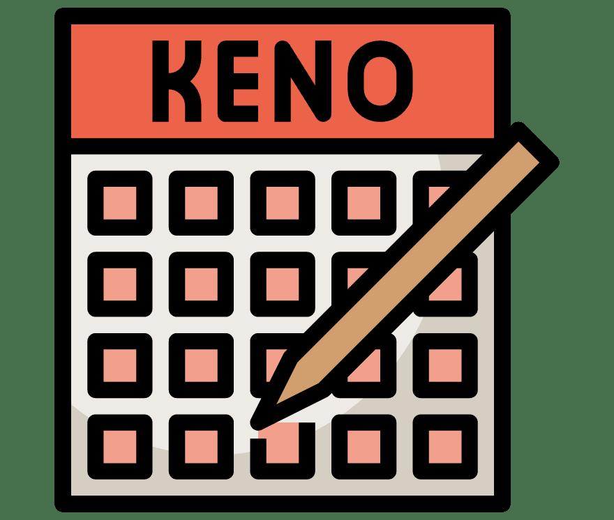Los 34 mejores sitios de Casino de Keno en línea en México
