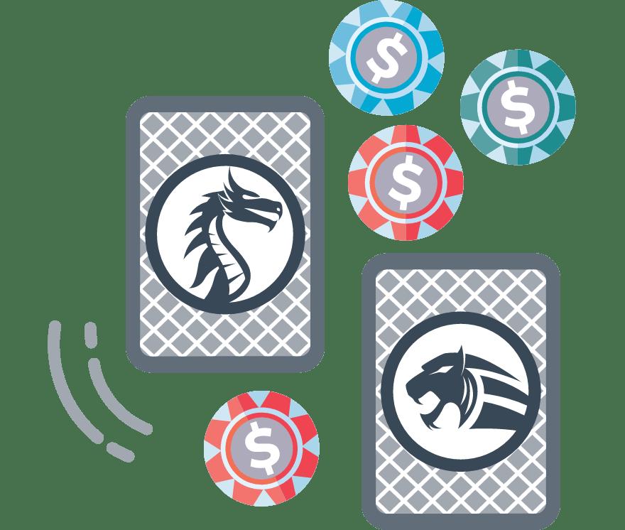 Los 49 mejores sitios de Casino de Dragón Tigre en línea en México
