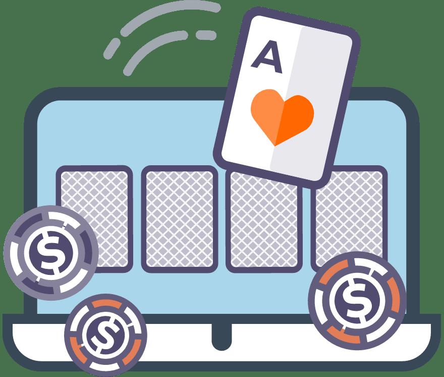 Los 40 mejores sitios de Casino de Póker caribeño en línea en México